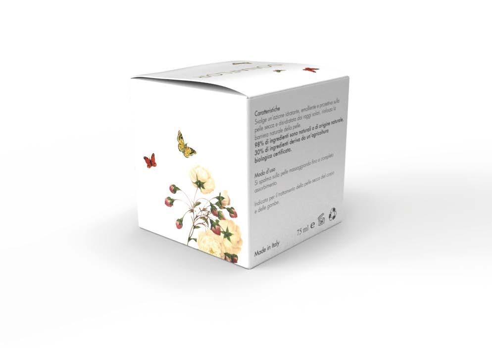 Cream label4