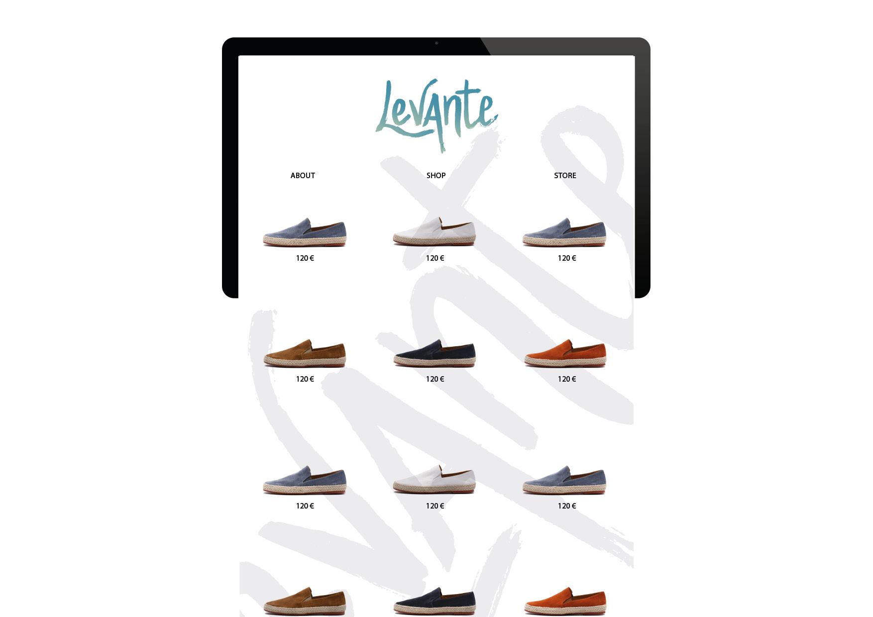 Levante-Site